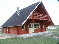 Grote Chalets 94 mm